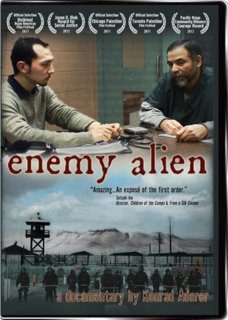 Enemy Alien DVD cover