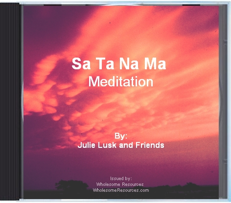 Sa Ta Na Ma Meditation CD
