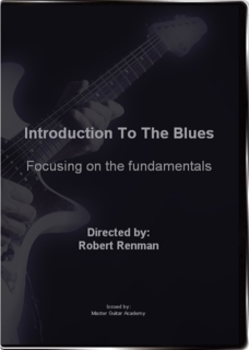 Introduction To The Blues - DVD + Download